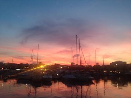 Palau_tramonto