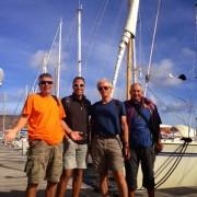 equipaggio traversata 2014