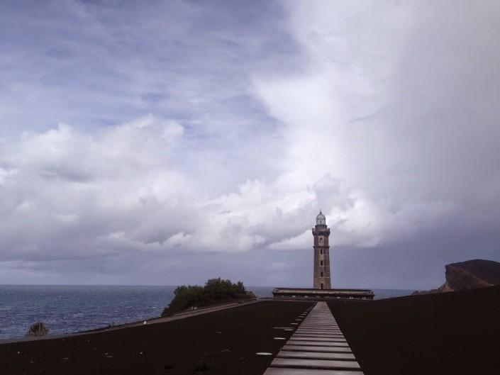 Faro di Faial isole azzorre
