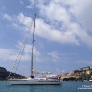 Barca a vela Freya Omero Moretti