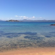 Vacanze in barca a vela Sardegna - spiaggia