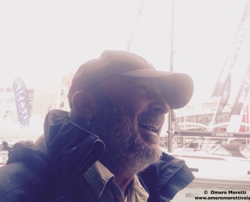 omero moretti skipper marinai si diventa