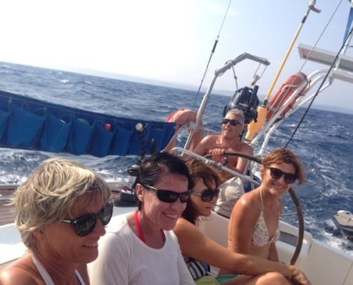 vacanza in barca a vele scuola vela