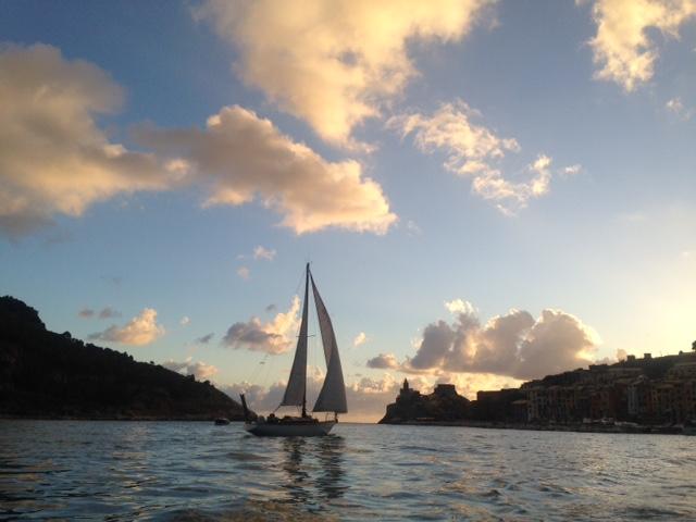 portovenere liguria barca a vela