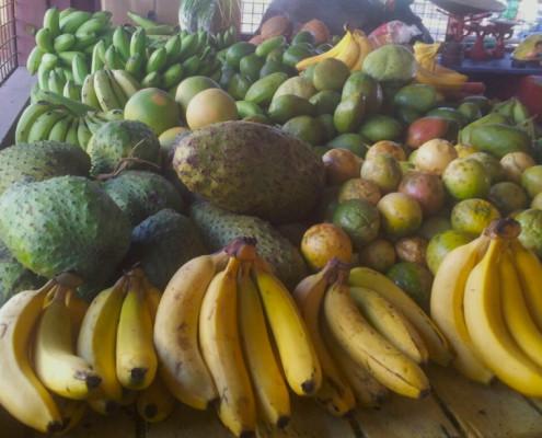 frutta ai caraibi cambusa