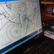 traversata atlantica in barca a vela collegamento radio carte meteo