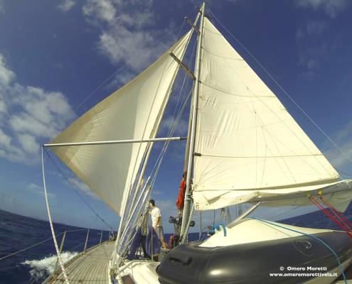 barca a vela vacanze