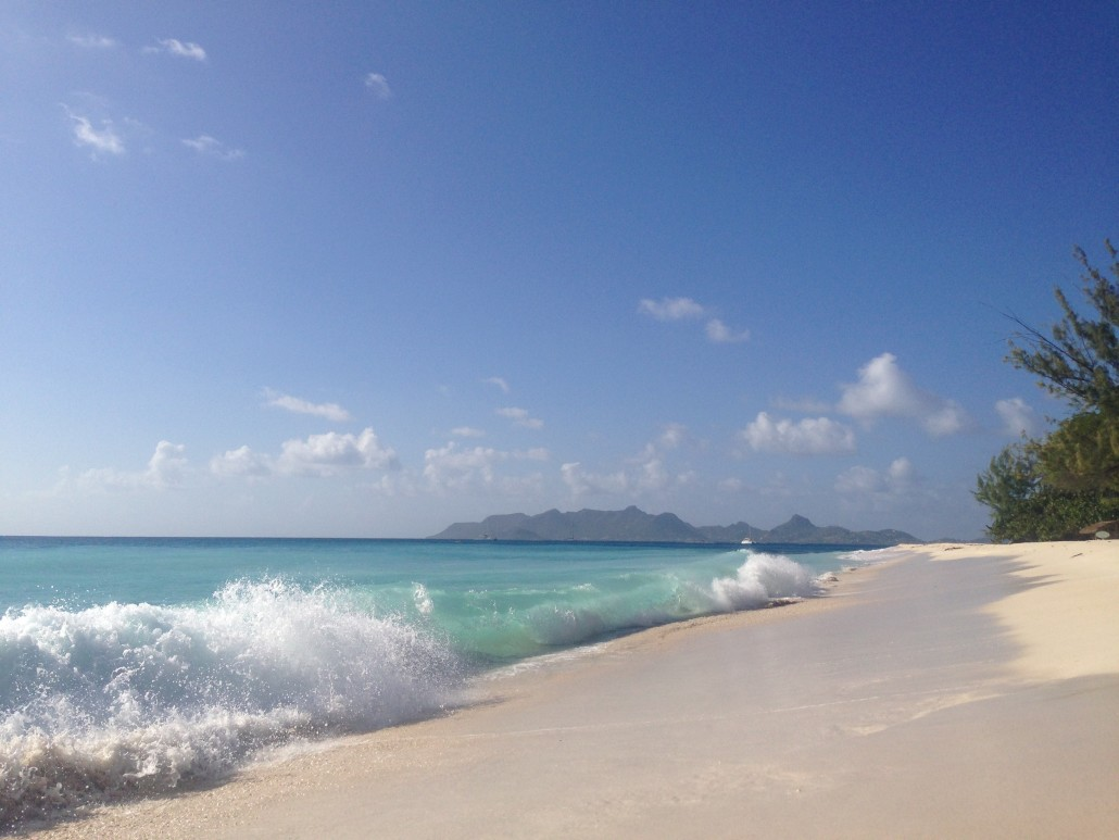 mare caraibi Petit St. Vincent