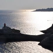 faro bonifacio vacanze in barca a vela corsica del sud