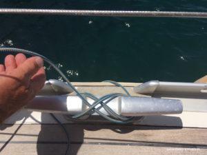 nodi marinari nodo di bitta 2