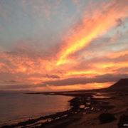 traversata atlantica canarie tramonto vento di sentina