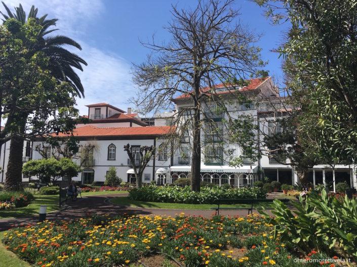 Sao Miguel Ponta Delgada piazza