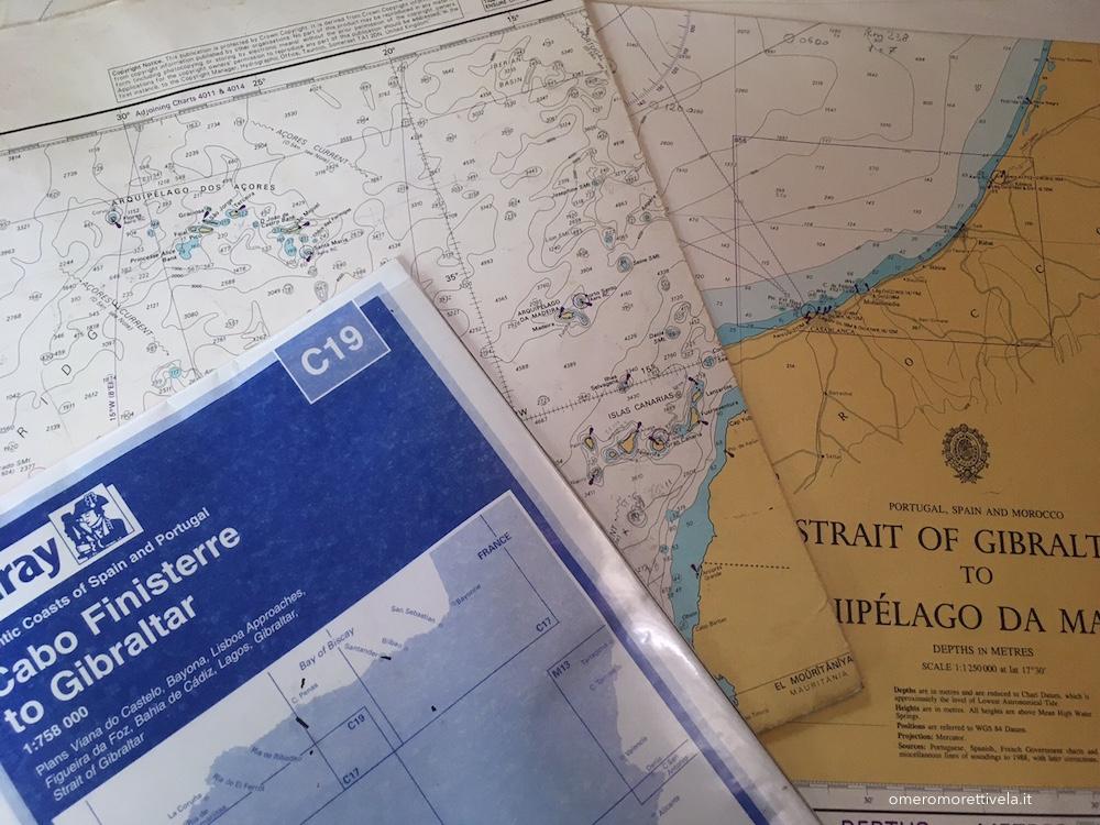 navigazione atlantica carte 1