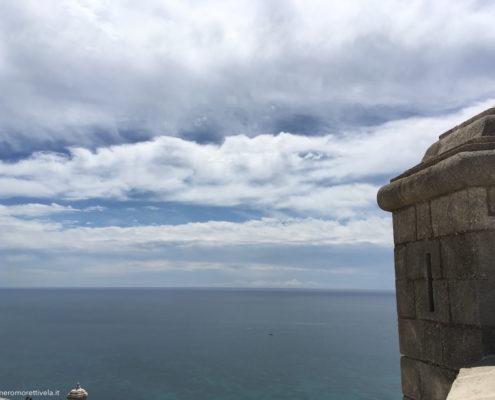 alicante vista dal castello