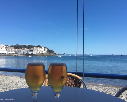 mediterraneo in barca a vela cadaques bar