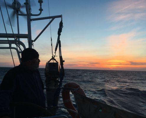 navigazione nel mare di alboran omero