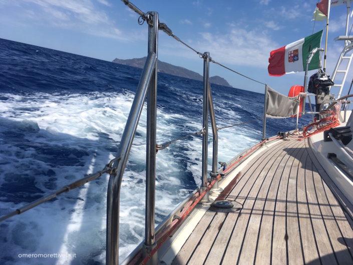 settimana a vela in Sardegna trasferimento