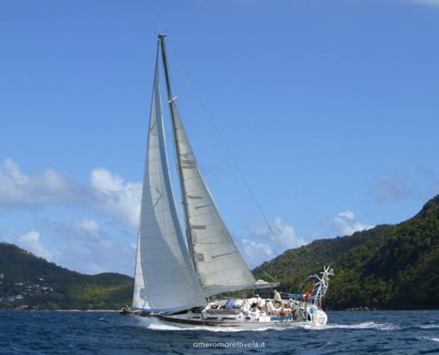 vacanze in barca a vela Sun Odyssey 51