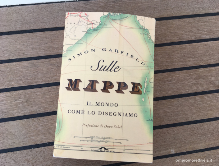 regali per velisti libro sulle mappe