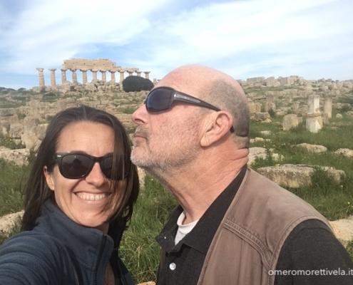 Sicilia in barca a vela omero moretti