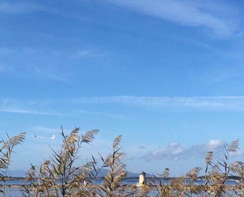 Sicilia in barca a vela saline di marsala