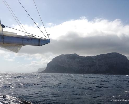 scuola vela in Mediterraneo capo gallo