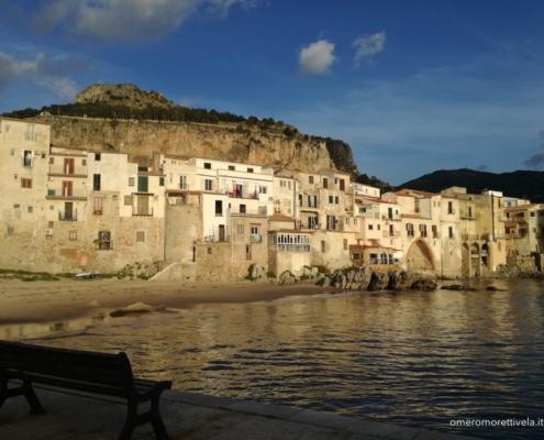 scuola vela in Mediterraneo cefalù