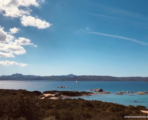 Sardegna vista da Caprera