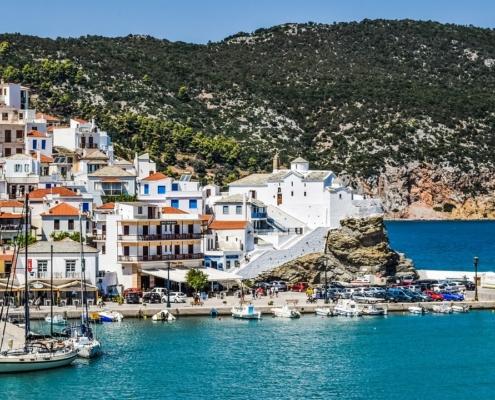 vacanze in barca a vela Grecia