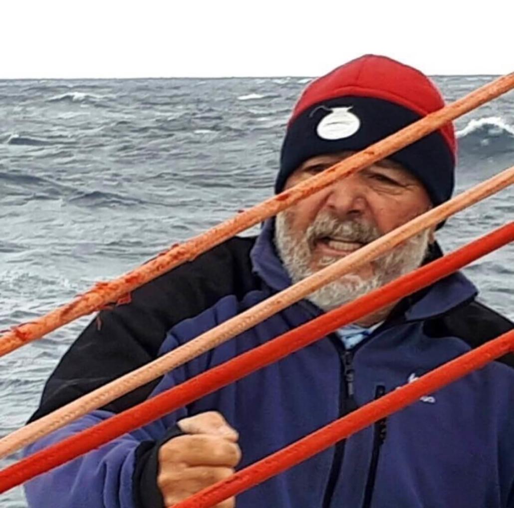 omero moretti skipper oceano atlantico