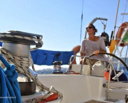 vacanze in barca a vela donne