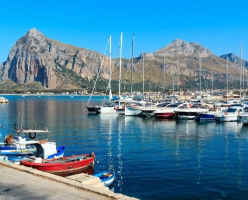navigazione sicilia san vito lo capo in barca a vela