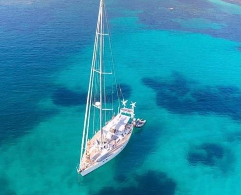 portonuovo vacanze in barca a vela corsica sud
