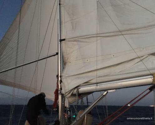 scuola vela altura navigazione terzaroli