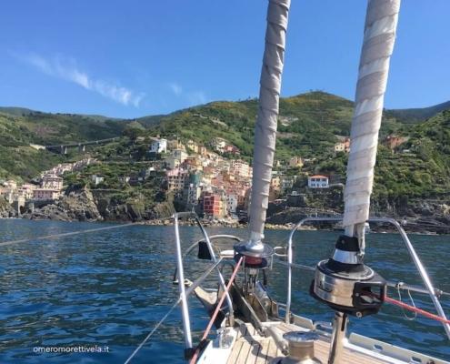 vacanze in barca a vela con skipper e hostess liguria