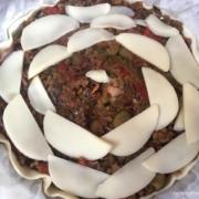 ricette in barca torta salata alle verdure