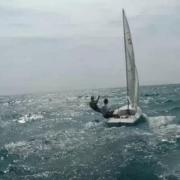 imparare a non arrendersi barca a vela