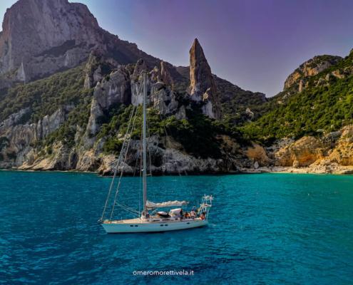 sardegna in barca a vela