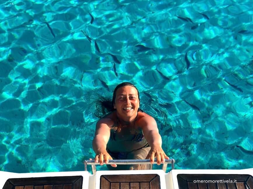 vacanza in barca a vela budelli sardegna